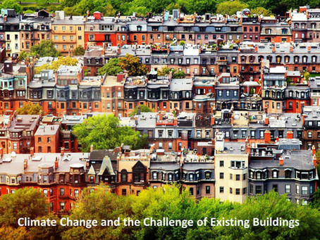 "Alan Christ to Present ""Climate Change and Existing Buildings"" at TOS Social Action"