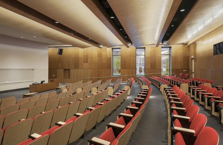 UConn_Oak_200 seat Classroom