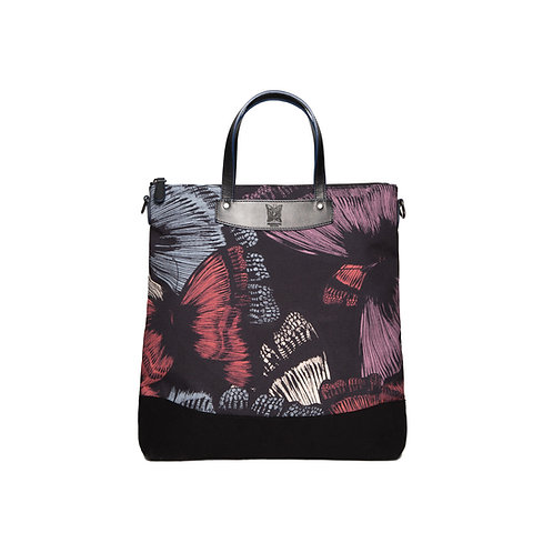 B-Butter Black Tote Bag