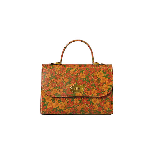 Bloom flowers Hand Bag