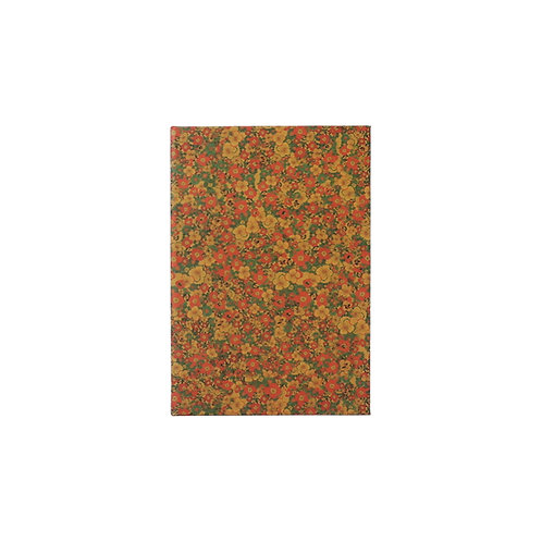 Bloom flowers Kraft note