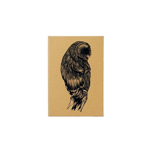 Owl Kraft note