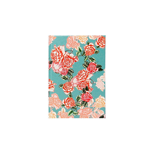 Floral Line note