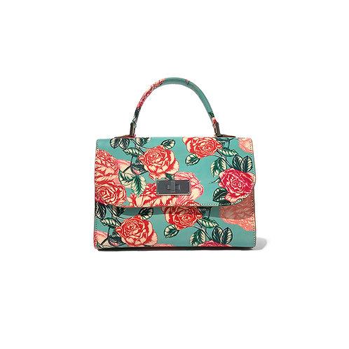 Rose Peony Hand Bag