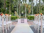 Ideal outdoor wedding venues in Dubai