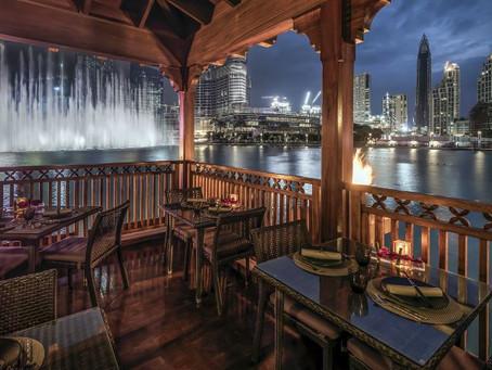 5 лучших ресторанов Дубая, которые вас впечатлят