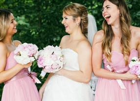Что одеть на летнюю свадьбу