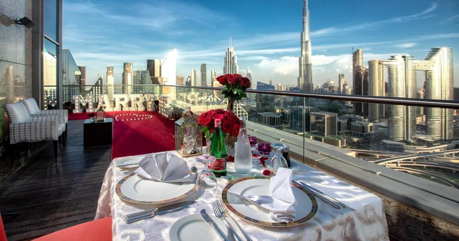 Where To Make A Marriage Proposal In Dubai