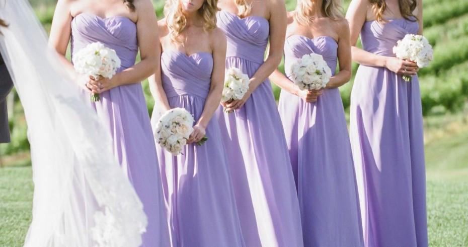 Модные Платья Для Подружек Невесты 2021