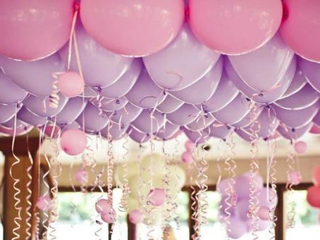 Оформление свадьбы шарами - идеи украшения