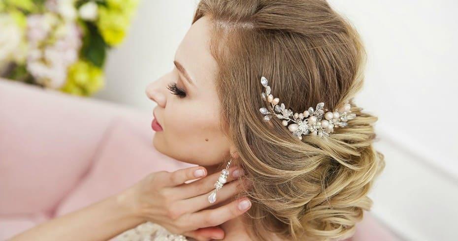Лучшие Варианты Свадебных Причёсок