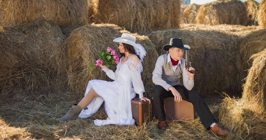 Свадьба В Ковбойском Стиле - Идеи Оформления