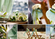Top trends for a tropical wedding