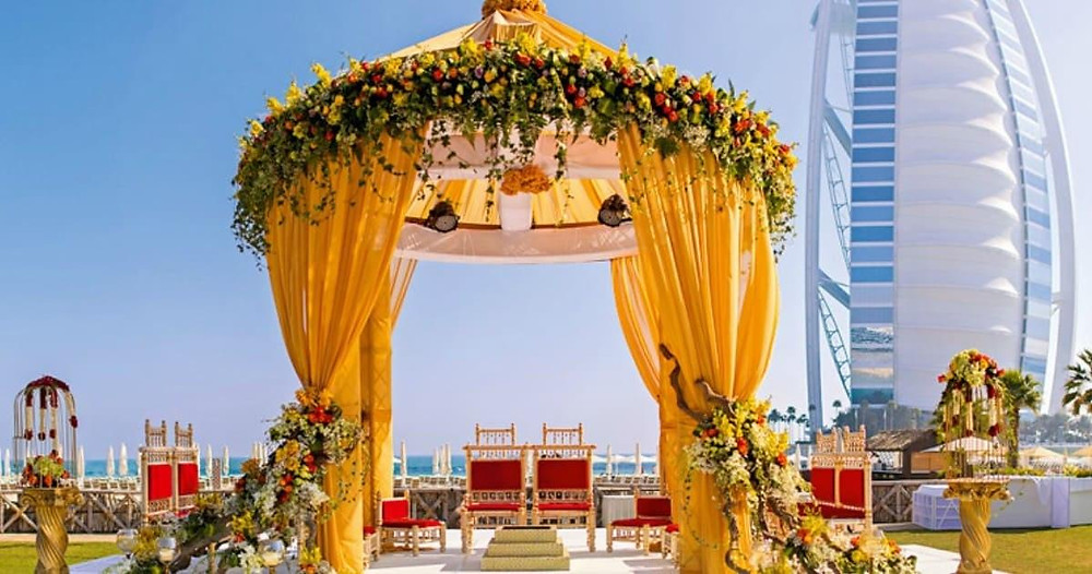 Reasons to have your destination wedding in Dubai