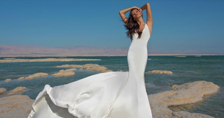 Свадебное Платье На Пляже