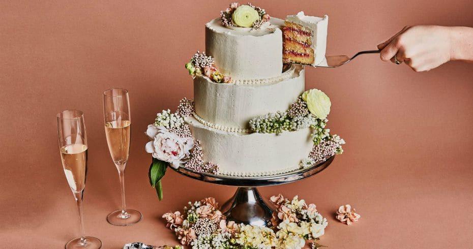 Свадебный Торт На Заказ В Дубае