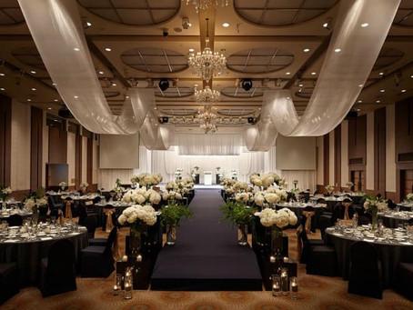Лучшие способы оформления зала на свадьбу - советы дизайнеров