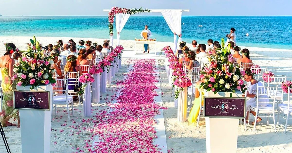 Destination Wedding Ceremony Dubai