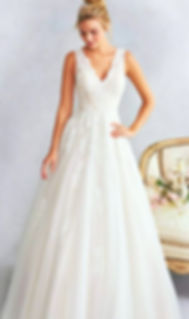Luxury Bridal Gown Dubai