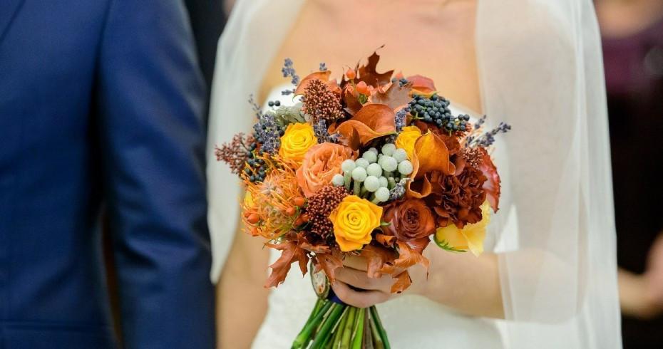 Осенний Букет Невесты - Советы По Выбору