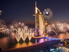 Как встретить Новый год в Дубае