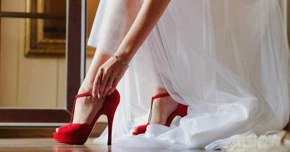Правила Выбора Свадебной Обуви