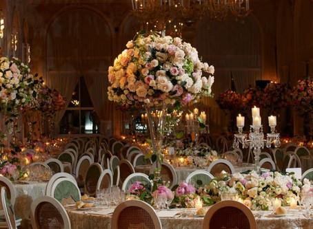 Роскошная свадьба в королевском стиле