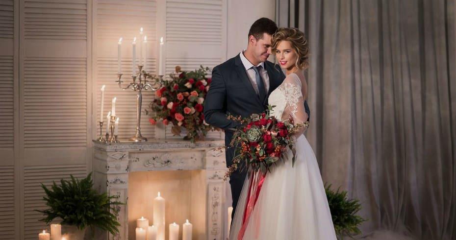 Свадьба В Новогоднюю Ночь