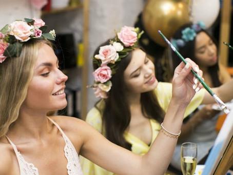 Как провести девичник перед свадьбой - оригинальные идеи
