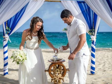 Свадьба в стиле океан - советы по оформлению
