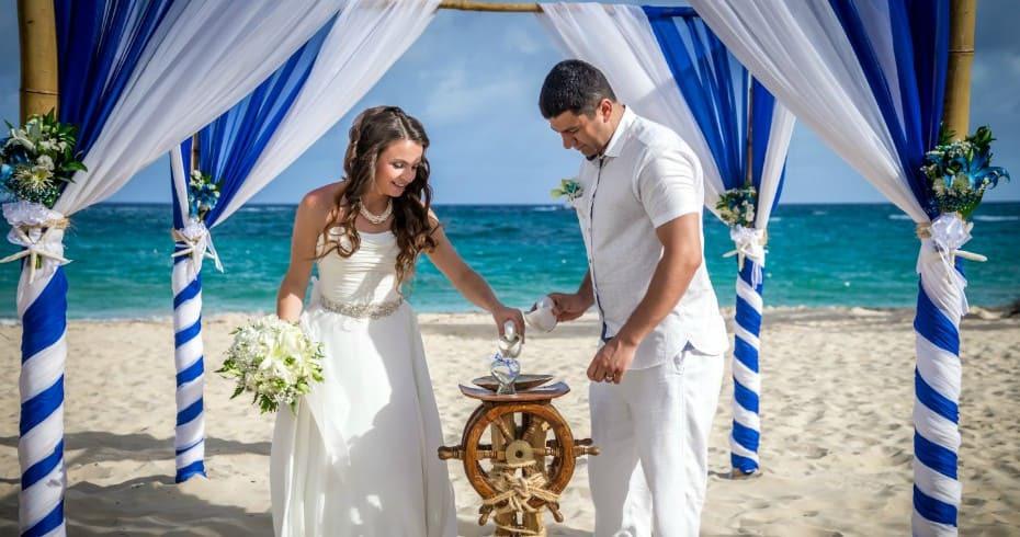 Свадьба В Стиле Океан
