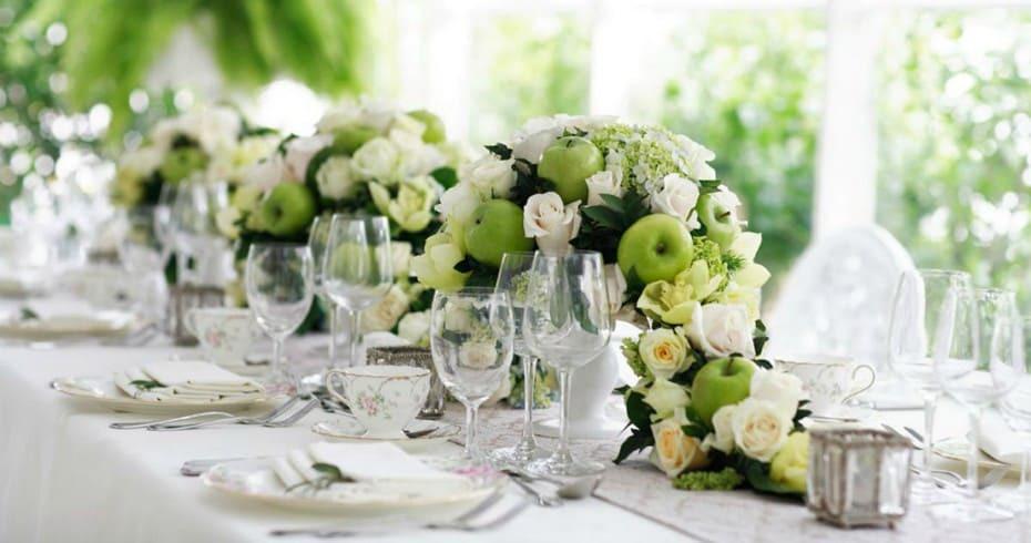 Свадьба В Яблочном Стиле