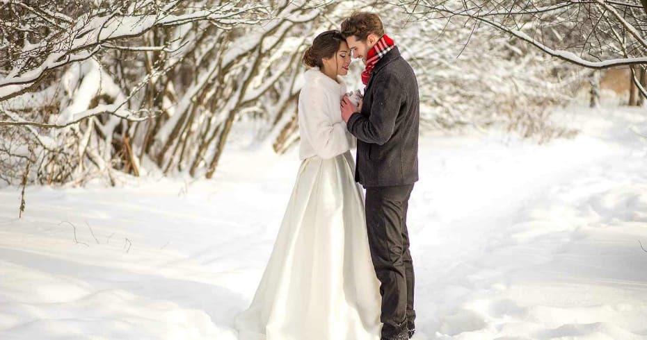 Что Нужно Знать О Свадьбе Зимой