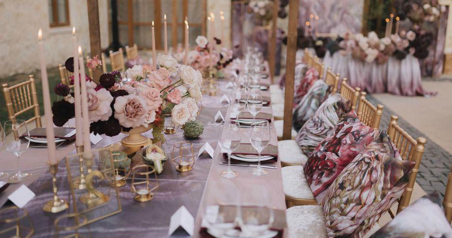 Оригинальные Идеи Украшения Зала На Свадьбу