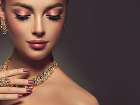 Свадебный макияж Дубай - модные тенденции
