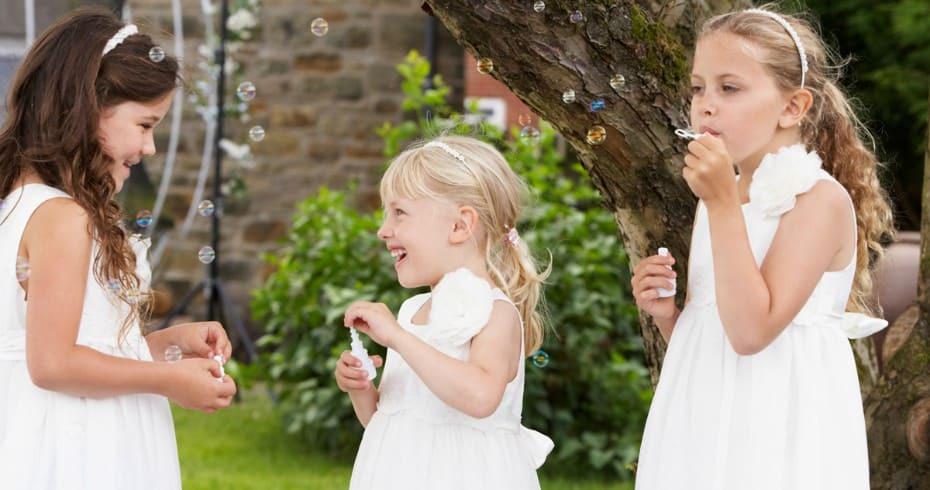 Маленькие Гости На Свадьбе