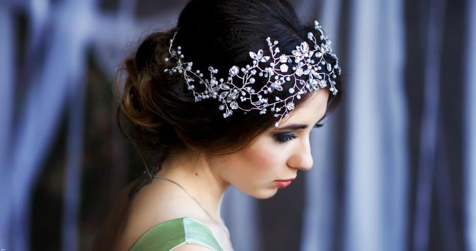 Выбираем Украшение Для Свадебной Причёски