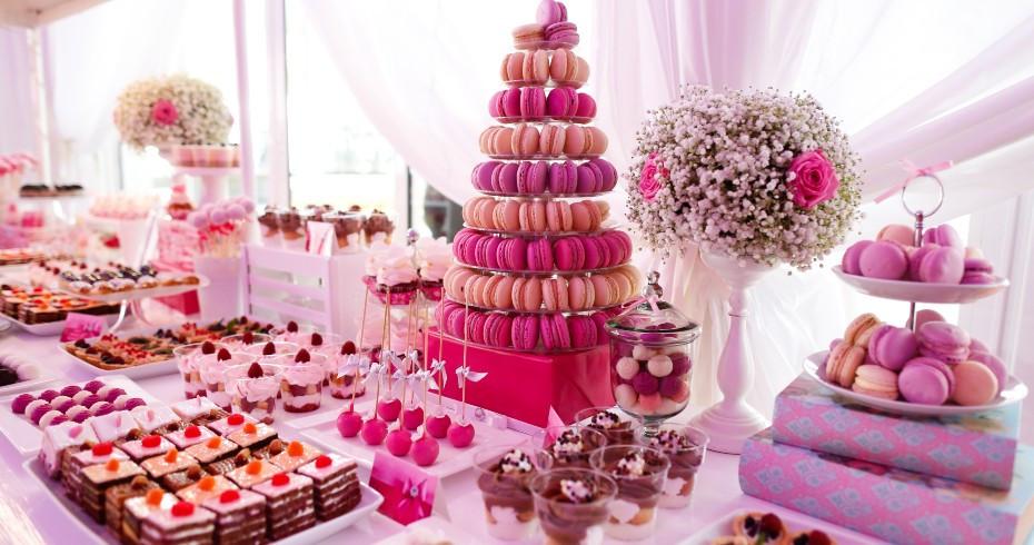 Fabulous Wedding Desserts That Aren't Cake