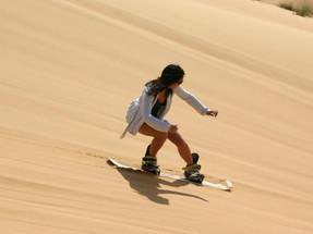 Активный отдых в ОАЭ для любителей приключений