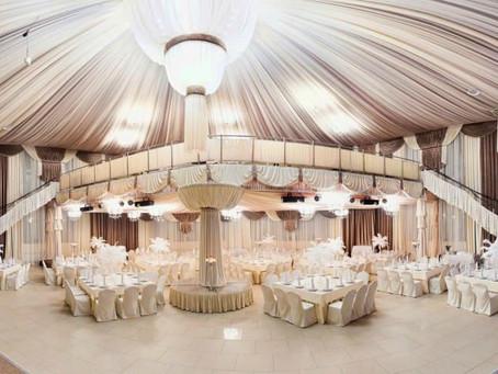 Как выбрать банкетный зал для свадьбы - важные критерии