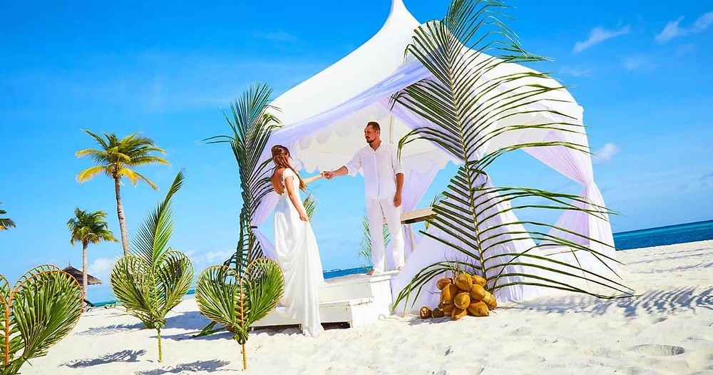 Unforgettable Beach Wedding Ceremony Dubai