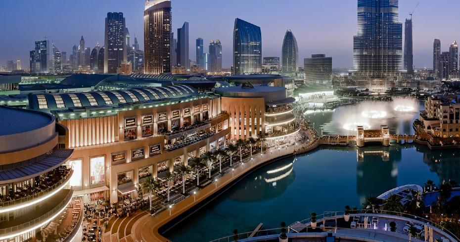 The Best Shopping Malls In Dubai