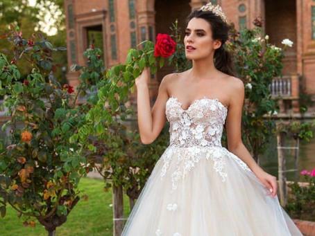 Выбор идеального свадебного платья