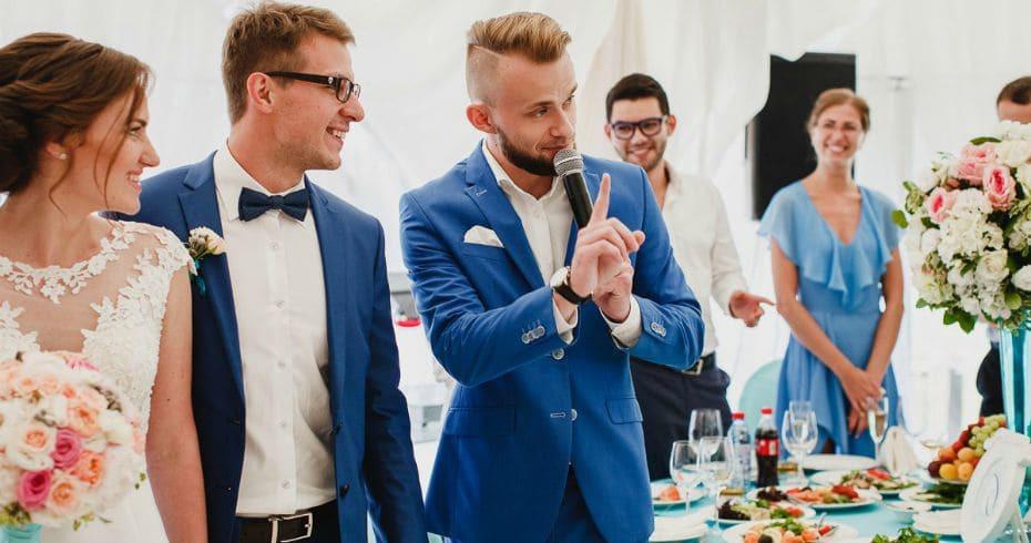Англоговорящий Ведущий На Свадьбу