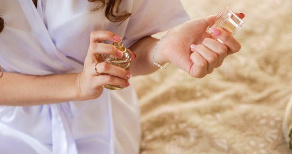 How To Choose The Perfect Scent For Your Wedding Day