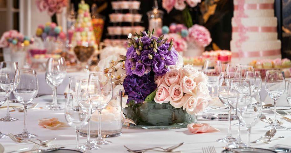 Свадебная Флористика И Декор В Дубае