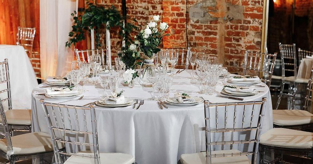 Cozy Modern Loft Wedding Ideas