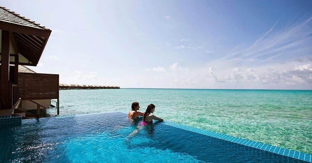 Amazing Beach Honeymoon The Palm Dubai