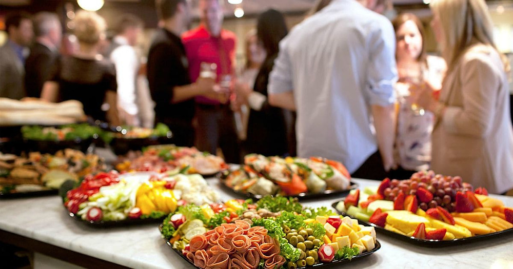 Foods You Should Not Serve At A Wedding