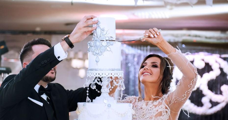 Какой Торт Заказать На Свадьбу